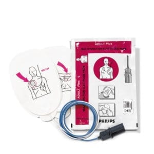 989803158211 Philips Heartstart FR2 Adult AED Debrillator Pads 989803158211 product image