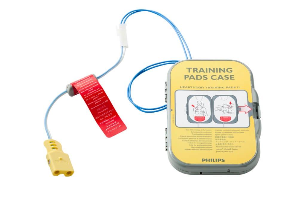 989803139271 Philips Heartstart FRX Training Pads II