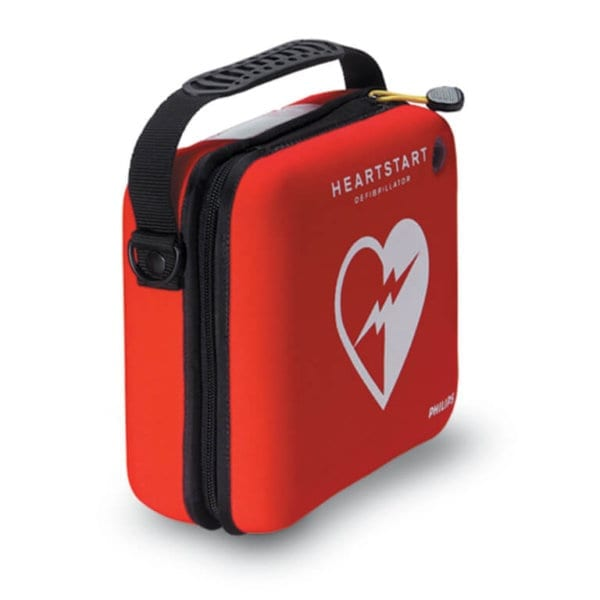 Philips HeartStart OnSite aed defibrillator carrying case