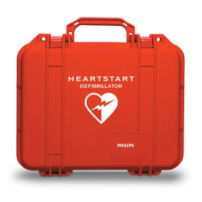 Philips HeartStart AED Defibrillator Hard Case image