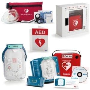 Philips Heartstart Onsite Defibrillator for Business