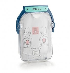 M5072A Philips HeartStart Pads for Children product pic