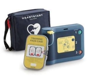 861306 Philips Heartstart AED Trainers 861306