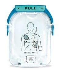 Philips M5071A defibrillator pads for heartStart AED