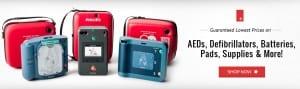 Philips Defibrillator Battery Pack Slider Pic 1