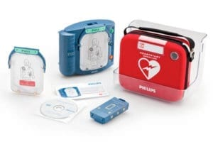 m5071a Smart Pads and Defibrillator