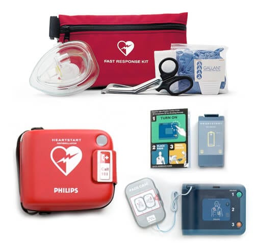 Philips HeartStart FRX Defibrillator Kit