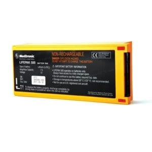 lifepak_500_non-rechargeable_battery