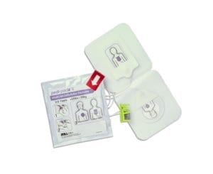 Zoll aed child pads, Zoll pedi padz II for zoll aed plus