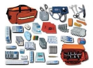 emi-multi trauma response kit