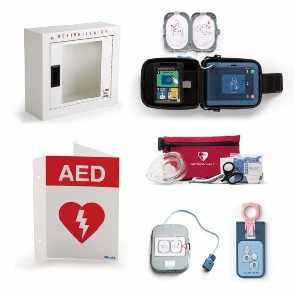 HeartStart-FRX-Community-Saver-Package