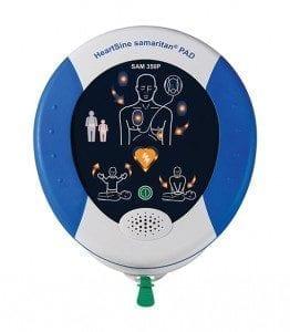 HeartSine Samaritan 350P PAD AED