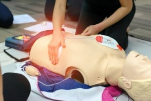 AED Course Training