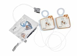 Cardiac Science Powerheart® G5 Pediatric Intellisense™ Defibrillation Electrode Pads