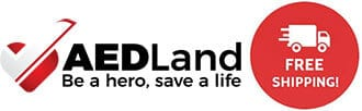 AEDs, AED Pads, and AED Batteries by AEDLand
