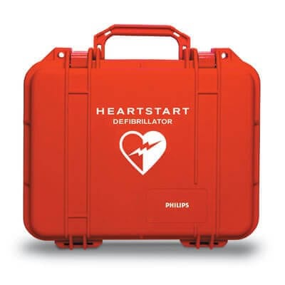 Phillips HeartStart Defibrillator Case